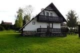 Große Villa mit 4 Schlafzimmer, Lipno.